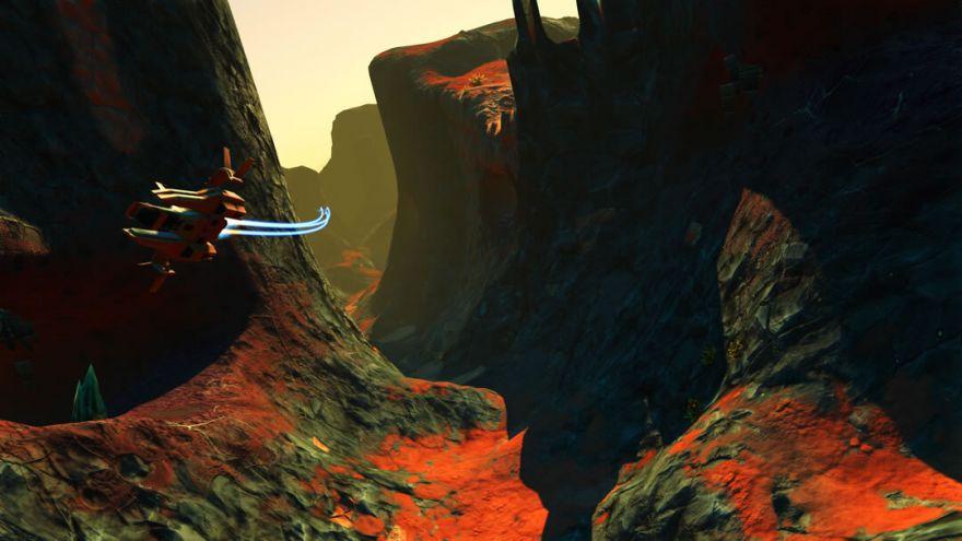 No Man's Sky: Atlas Rises: процедурные миссии, экономическая система и совместные путешествия