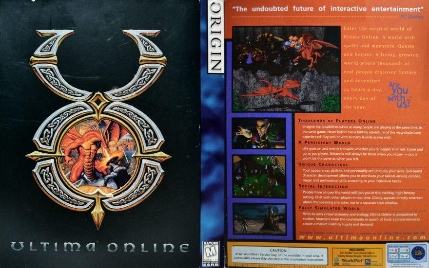 MMO-индустрия: Как Ultima Online повлияла на жанр MMO: где пределы возможного?