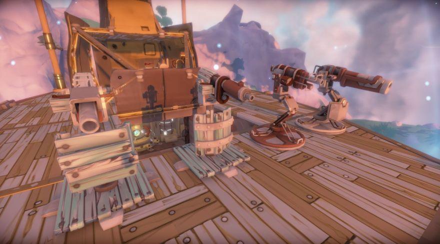 Worlds Adrift: Вайп, мир, декабрь: ближайшие планы разработчиков