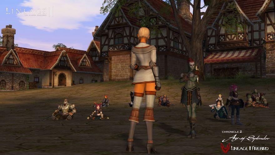 Зеркало для героя: Фестиваль Короткого Копья: когда MMO достаточно маленькая, чтобы стать совершенно другой