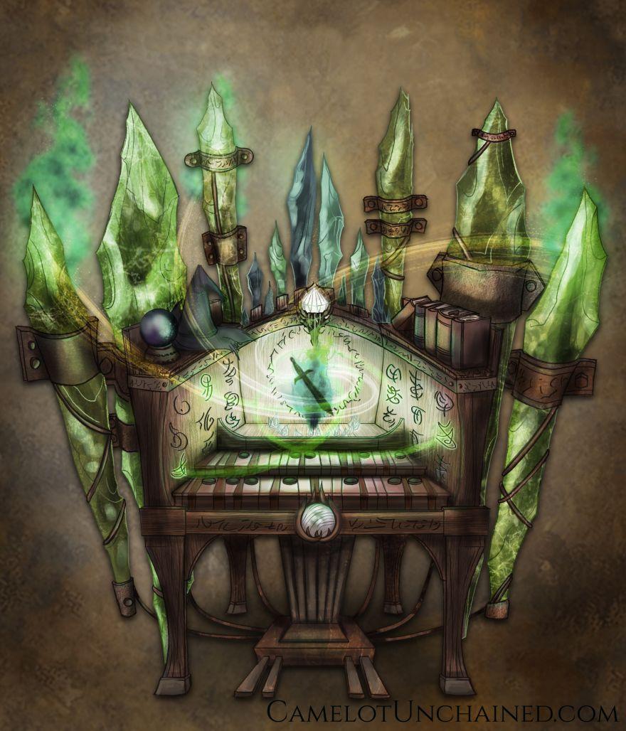 Camelot Unchained: Крафтеры на полную ставку