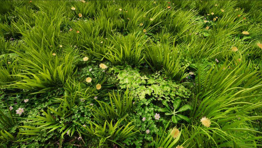 Pantheon: Зеленая трава в декабре: запуск пре-альфа версии и письмо разработчиков