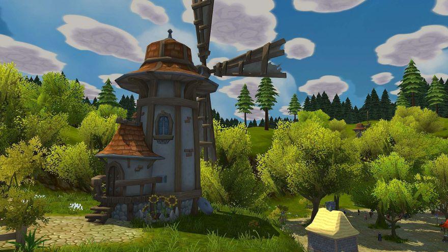 Villagers and Heroes: Блог им. turbobox: Крестьяне и Воины