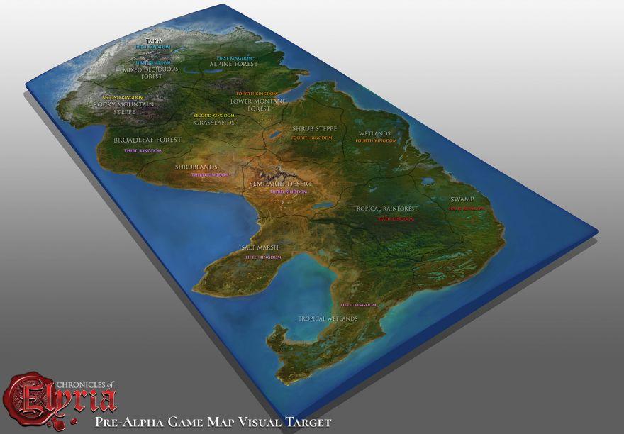 MMO-индустрия: Почему авторы Chronicles of Elyria отказываются от SpatialOS
