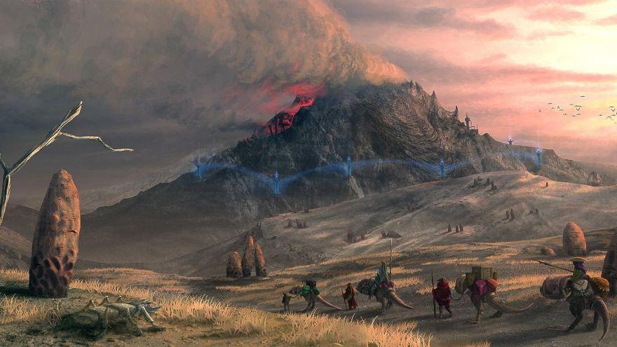 Saga of Lucimia: Караваны или как создать Путешествие там, где оно практически невозможно