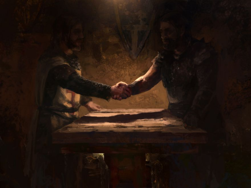 Reign of Guilds: Вацлав Вержбицкий: PvP - это только вишенка на торте противостояния гильдий