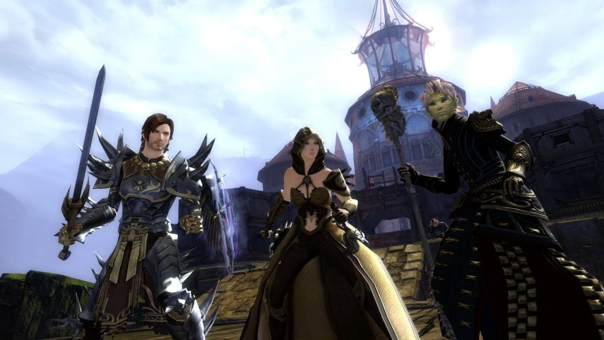 Guild Wars 2: Конец отдельных миров и альянсы гильдий