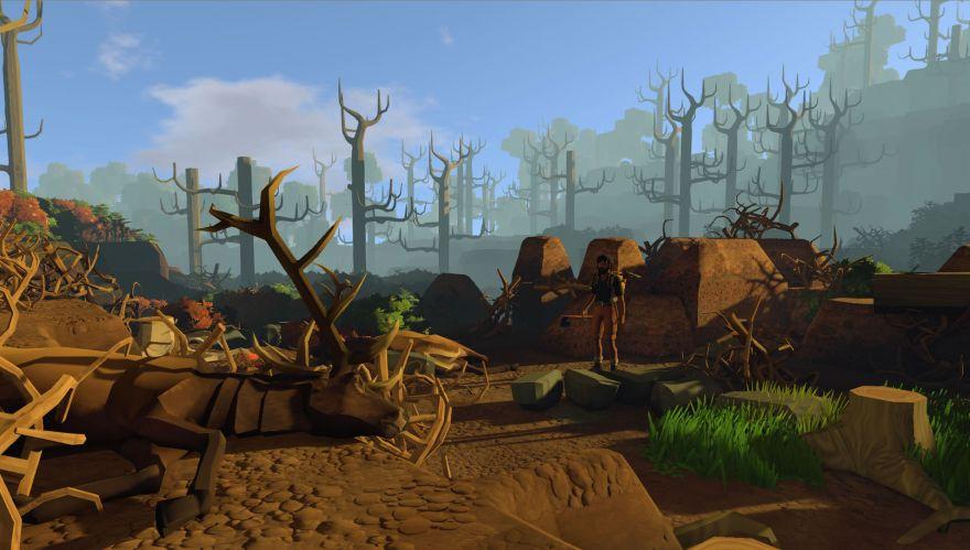 Eco: Холистическая вселенная ECO стартовала в Steam