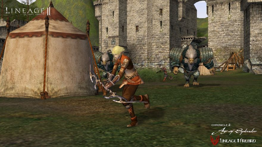 Lineage II: Bandit Stronghold: дом на краю мира