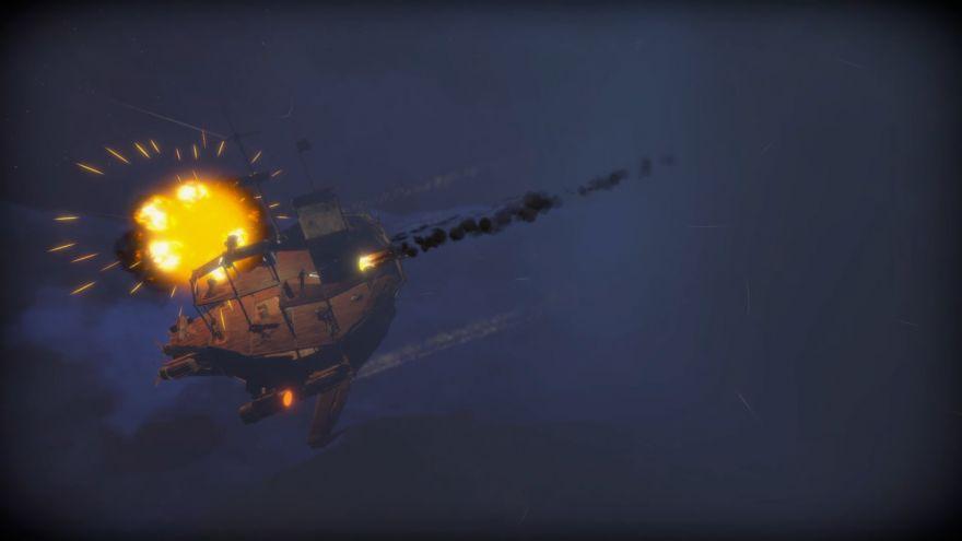 Worlds Adrift: Блуждание в PvP-тьме