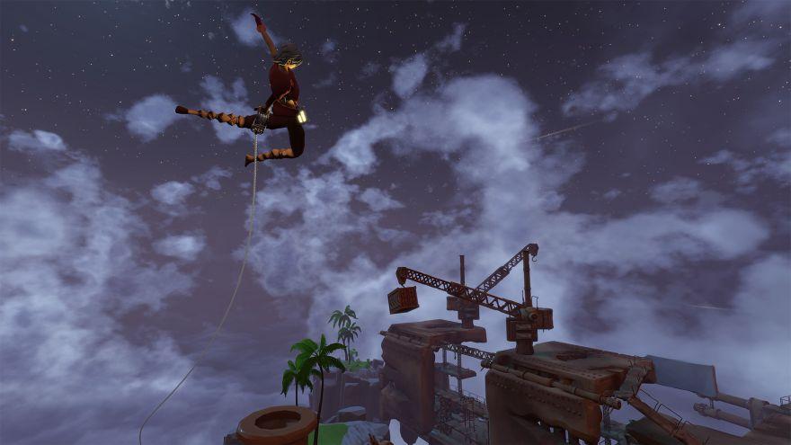 Worlds Adrift - это PvP-игра?