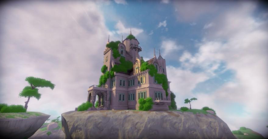 MMO-индустрия: Worlds Adrift: Исследуй, строй, объединяйся... где-нибудь в другом месте или когда-нибудь потом
