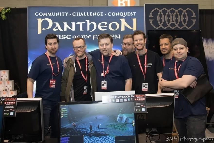 Pantheon: Майское письмо от разработчиков