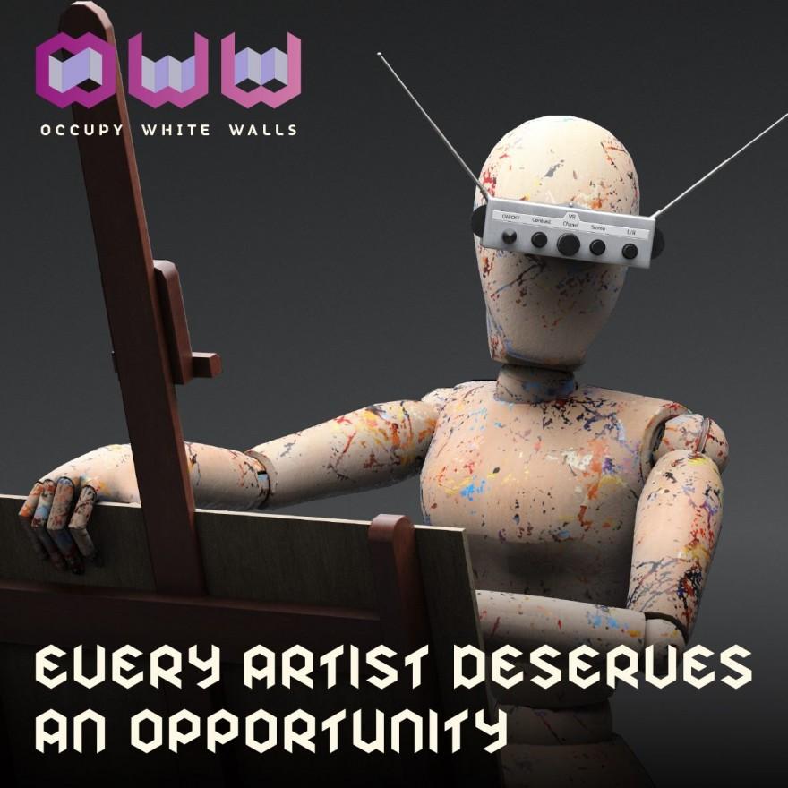 Occupy White Walls: Интервью: Мы хотим делать то, что у нас получается - игру!
