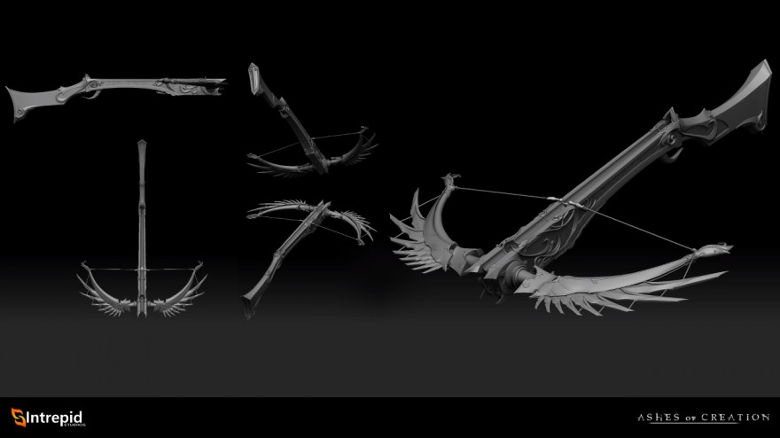 Ashes of Creation: Расширение команды, демонстрация прототипа осады и немного о движении вперед