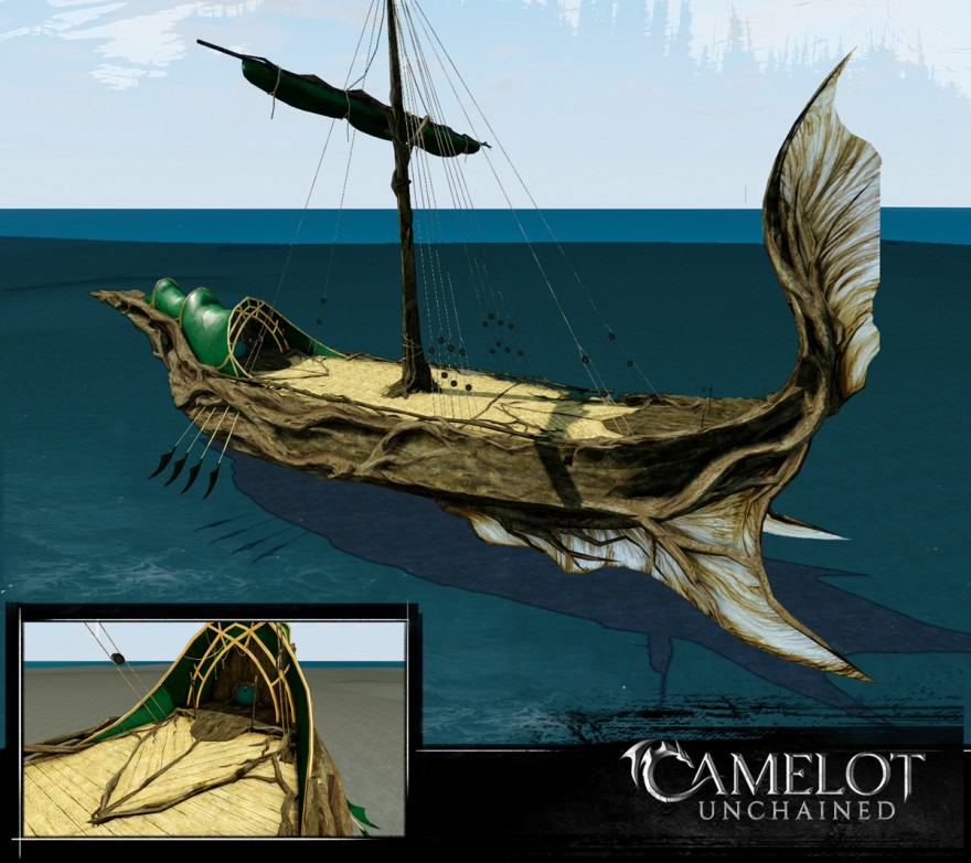 Camelot Unchained: Антихайп: зачем участвовать в Beta 1