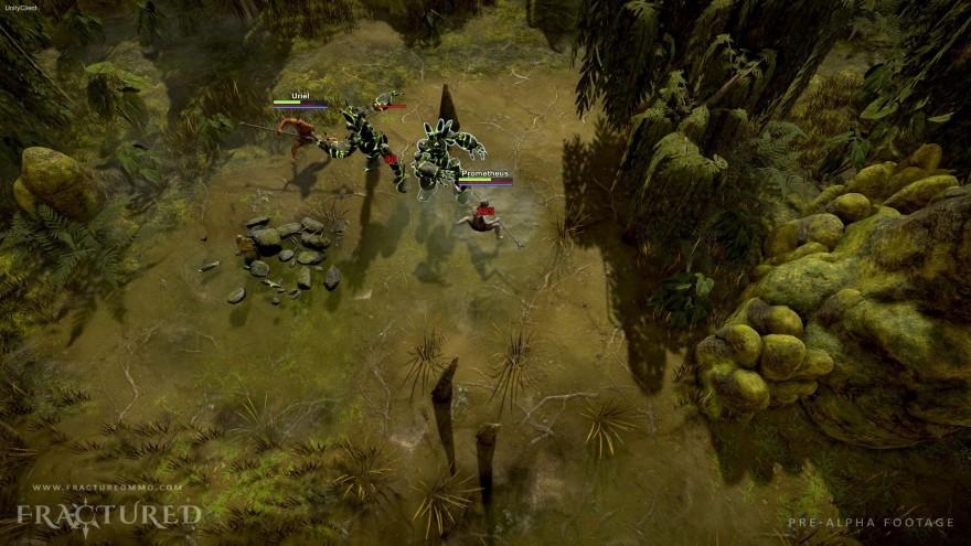 Fractured: Осмысленные фракции, сложная космология и новые эксперименты над игроками