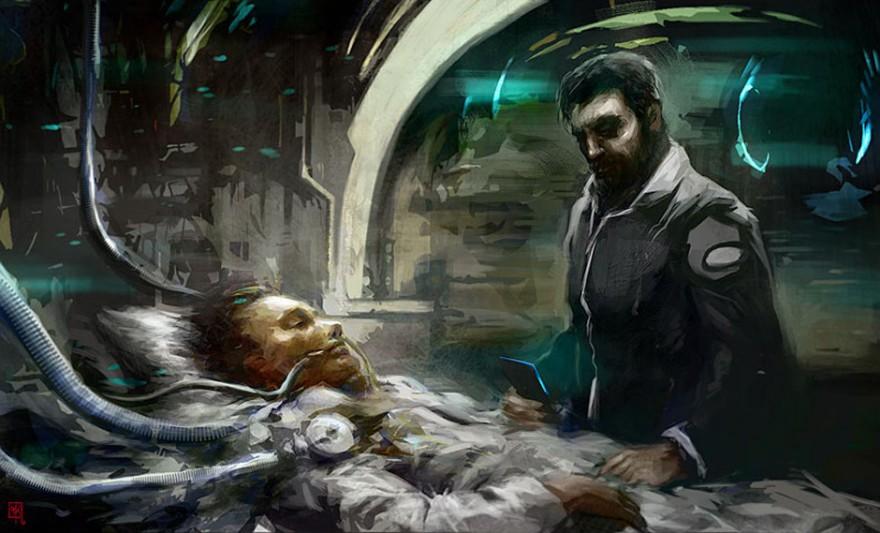 EVE Online: Становление капсулира