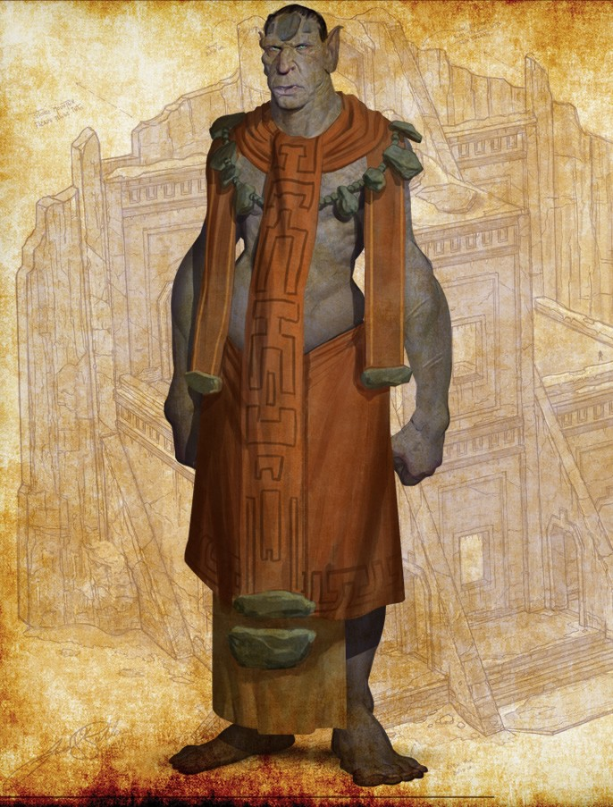 Pantheon: Клерик, Друид, Шаман, Гиганты и уверенное продвижение вперед