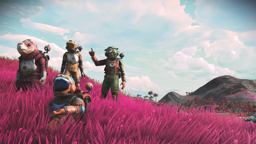 No Man's Sky: Next: Детали
