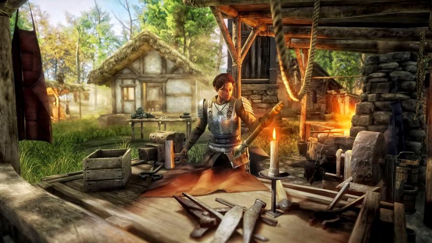 New World: Новый мир - старые грабли