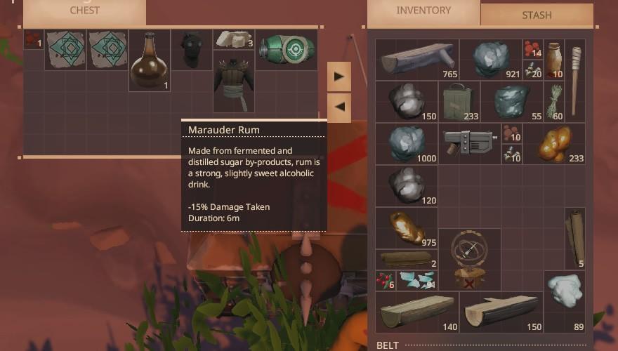 Worlds Adrift: Marauder Compass: в поисках сокровищ... и рома