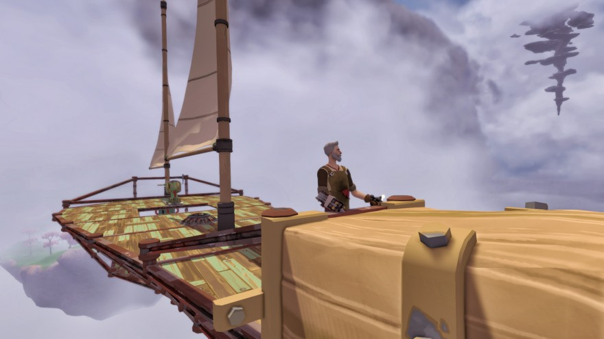 Worlds Adrift: Бомбоубежище