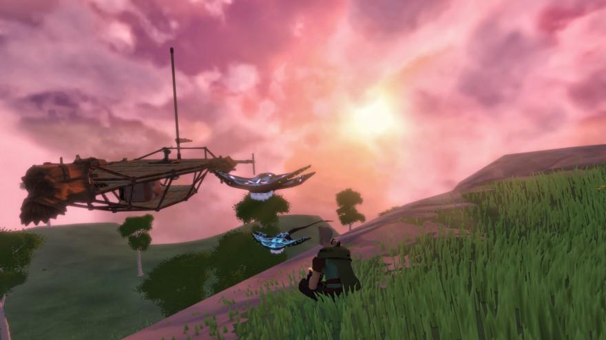 Worlds Adrift: Облачный Атлас: Черепахель