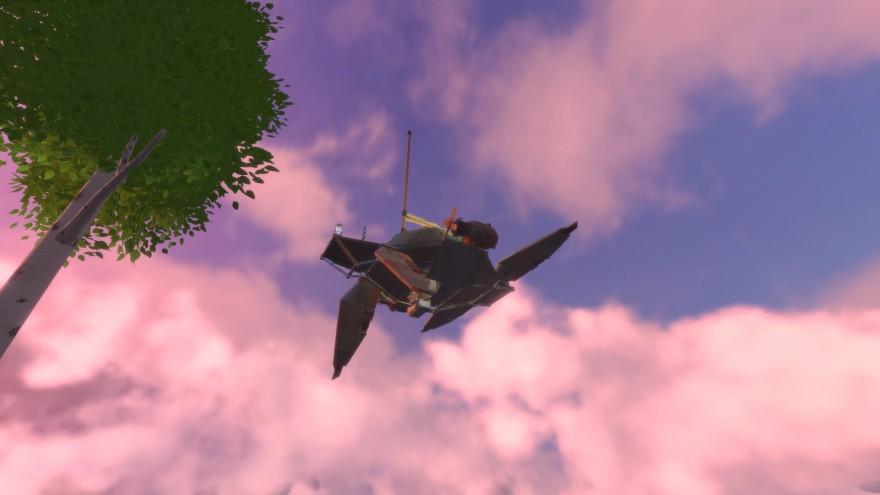 Worlds Adrift: Облачный Атлас: Черепаха