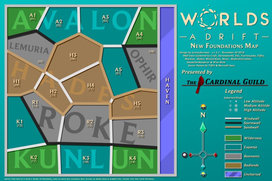 Worlds Adrift: Демонстрация одежд в Green House