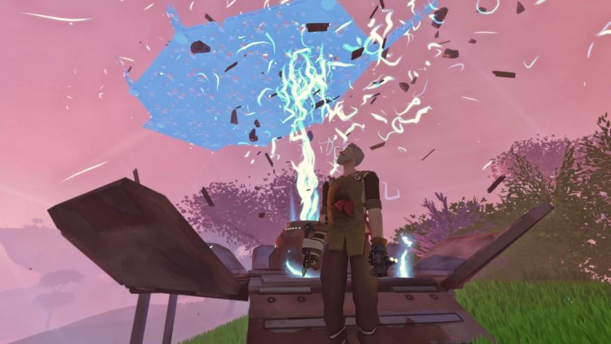 Worlds Adrift: А вы готовы к новым MMO?