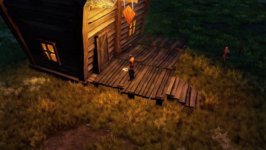 Legends of Aria: Выходные открытых дверей и обрывочные впечатления