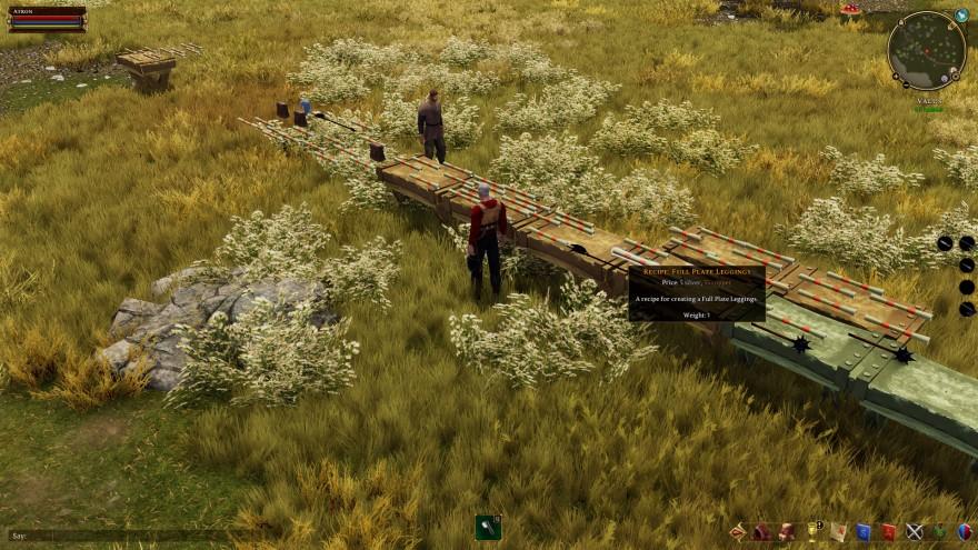 Legends of Aria: League of Legends: Параллельно: Путь дровосека