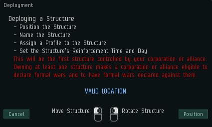 EVE Online: Война иногда меняется