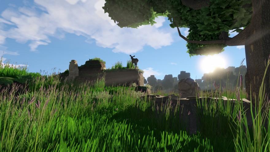 Eco: В погоне за травой
