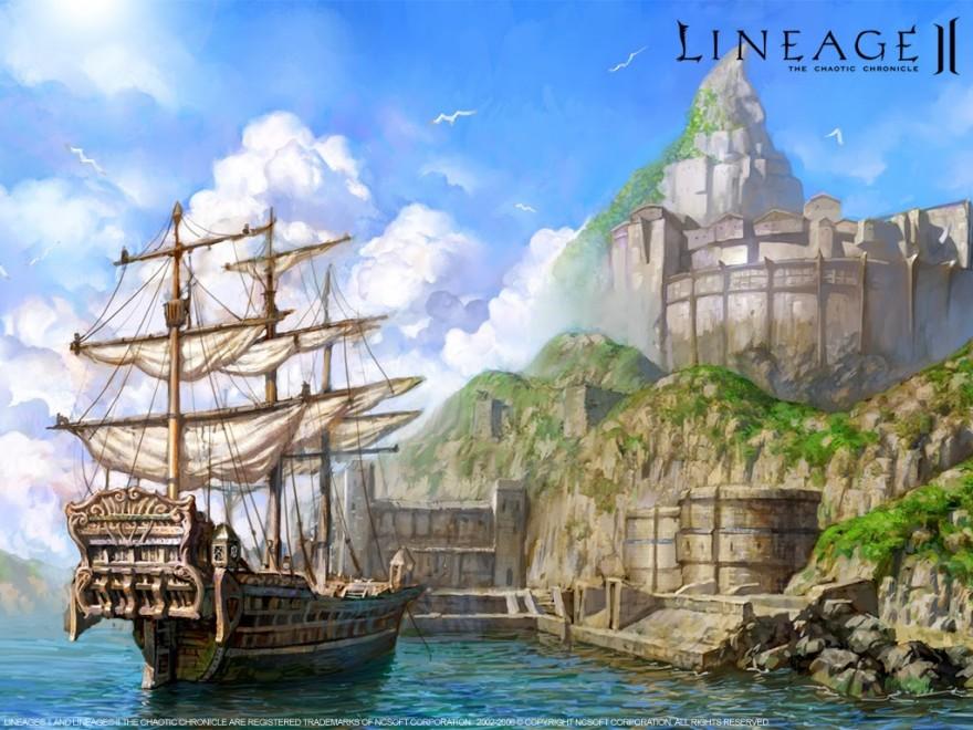 Lineage II: NCSoft занимается визуальным ремастерингом знаменитого мира