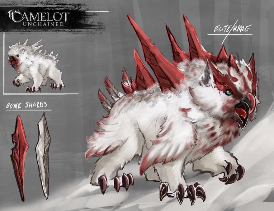 Camelot Unchained: Скальды, осадная техника, оживающий мир и январский сюрприз