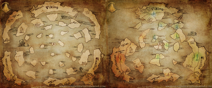 Camelot Unchained: Что нам стоит форт построить?