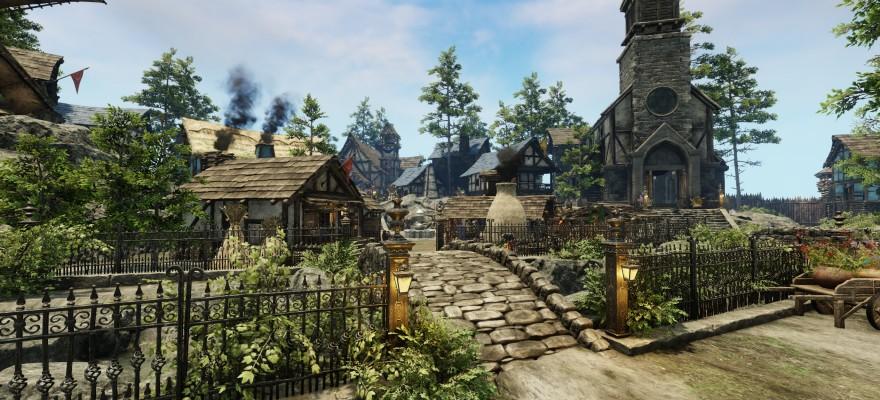 New World: Поселения и Правители