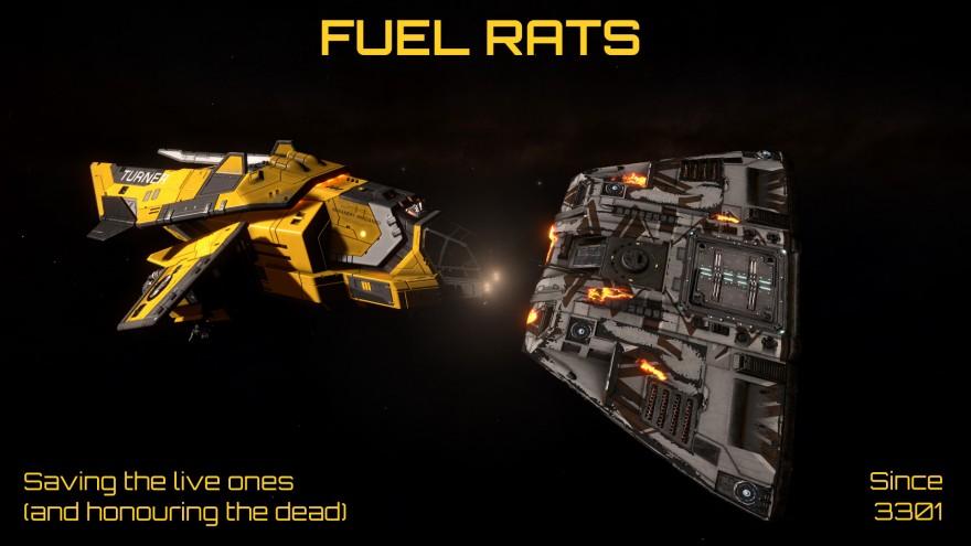 Elite: Dangerous: Fuel Rats спасли 70 000 кораблей игроков