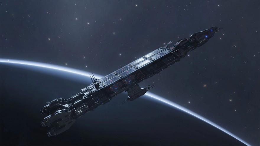 Elite: Dangerous: Fleet Carrier: дом с холодным душем
