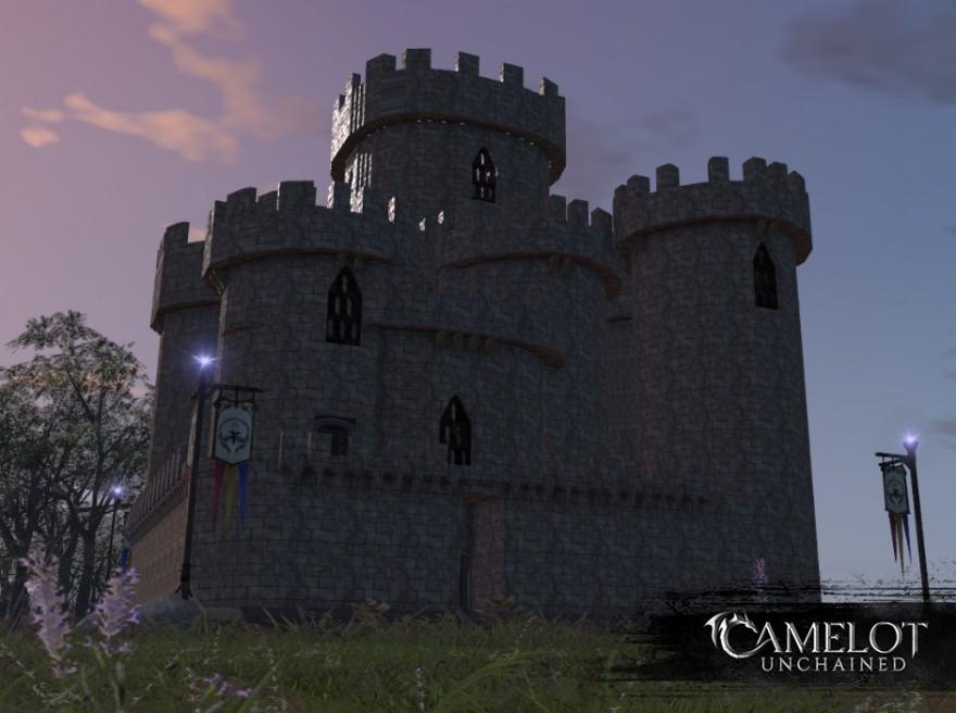 Camelot Unchained: Луч света в тёмном царстве переноса сроков