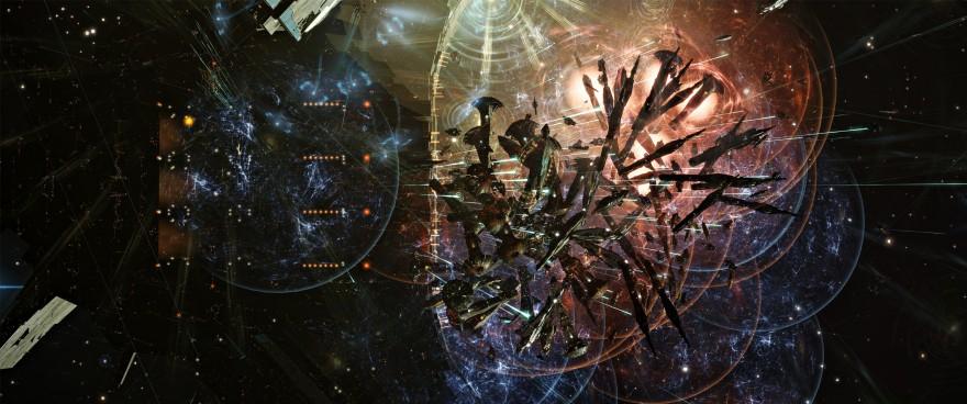 EVE Online: Битва в FWST-8: двенадцатичасовое сражение с участием почти 9 тысяч игроков