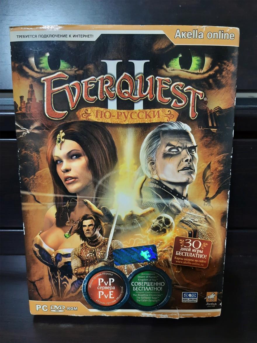 EverQuest II по русски. Вспоминаем вместе.