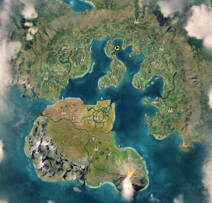 Ashes of Creation: Первые детали Alpha One