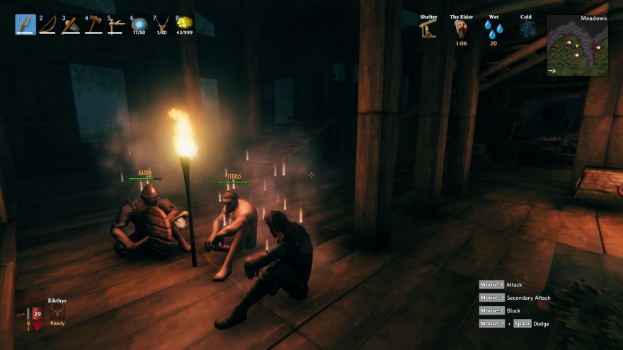 Valheim: Всё остальное - дым