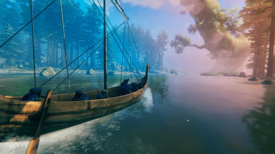 Valheim: Начальный остров