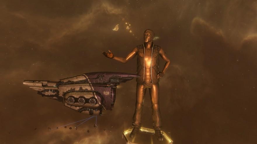 MMO-индустрия: В EVE увековечили Чриббу, в Rift собирают вещи, а Тим Андерсон устранился от Saga of Lucimia