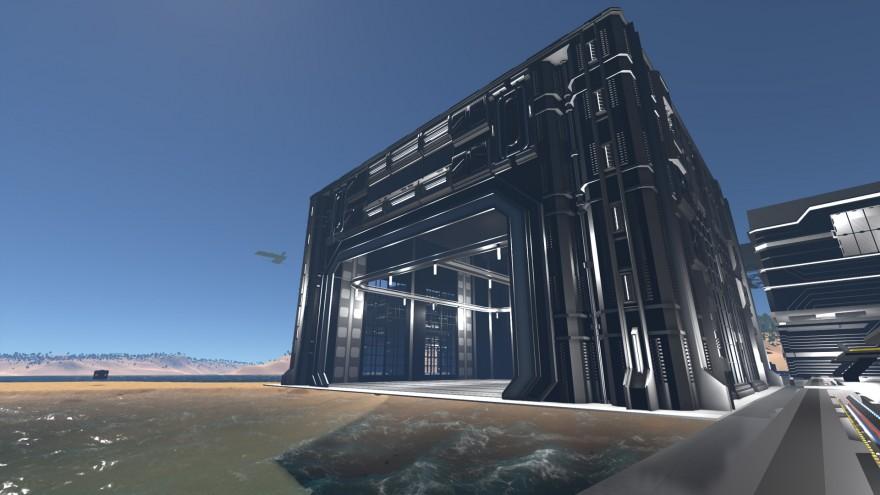 Dual Universe: Пользовательская архитектура