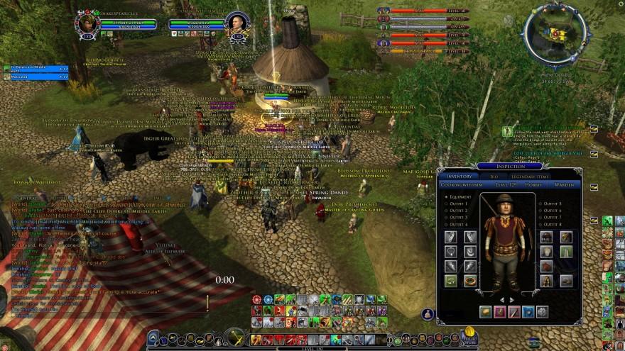 MMO-индустрия: ED: Odyssey стартует 19 мая, Albion дотянулся до мобилок, а энтузиасты хотят сделать из Valheim MMO